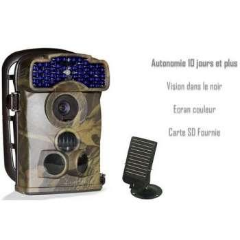 Caméra autonome avec...