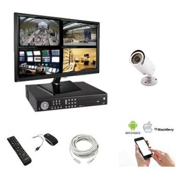 Pack vidéosurveillance 1...