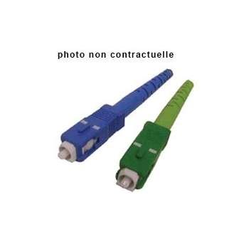 Câble fibre optique SC