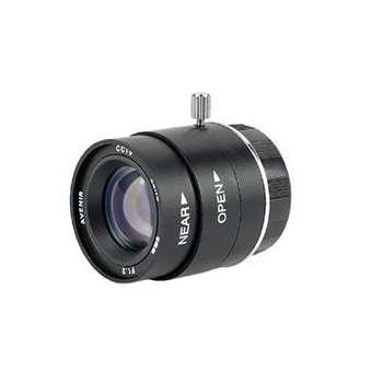 Objectif 2.8 mm avec angle...