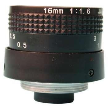 Objectif 16 mm avec un...