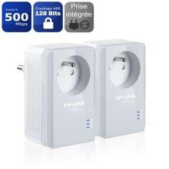 Pack de 2 CPL 500Mbps