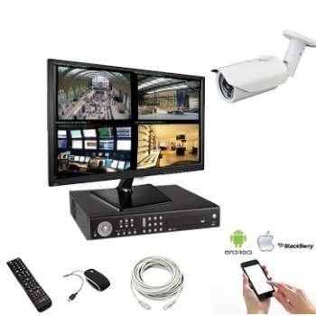 Pack vidéosurveillance (800...