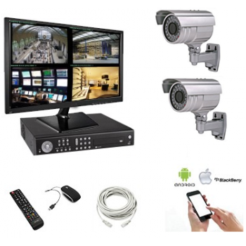 Kit vidéosurveillance...