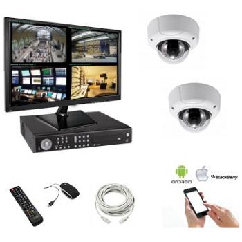 Kit vidéosurveillance 2...