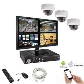 Kit videosurveillance 3...