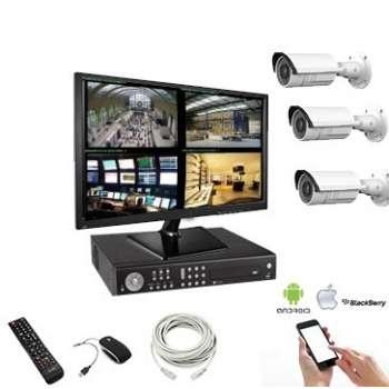 Kit vidéosurveillance - 3...