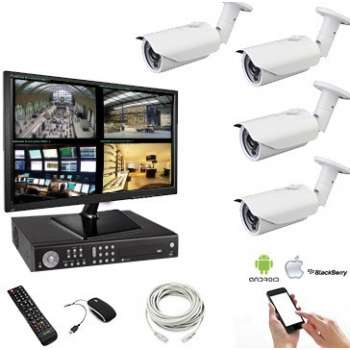 Pack vidéosurveillance 800...