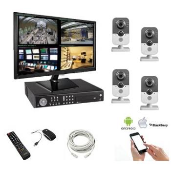 Kit vidéosurveillance sans...