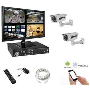 Pack vidéosurveillance 2...