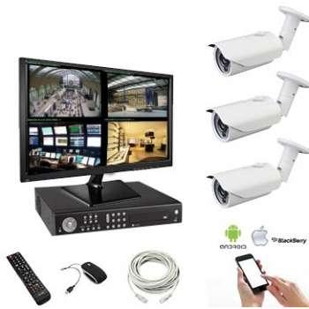 Pack de vidéo surveillance...