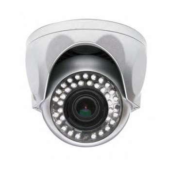 Caméra mini-dôme antivandale