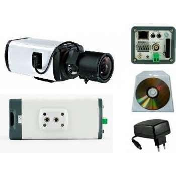 Caméra IP avec Carte SD
