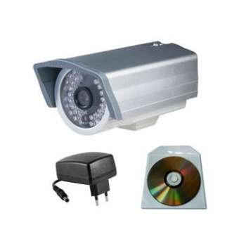 Caméra IP infrarouge 30m