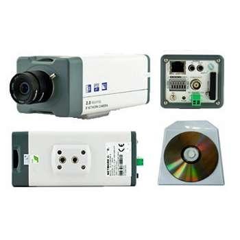 Caméra IP 2 Mégapixels - POE