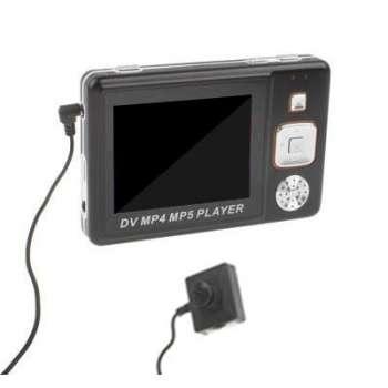 Kit caméra espion miniature...